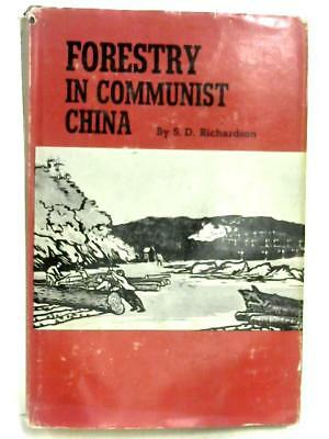 Forestry in Communist China Book (S.D. Richardson - 1966) (ID:55437)