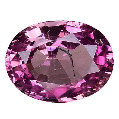 1.290 Cts  Mesmerizing Luster Pink Natural Sapphire Oval Gemstones