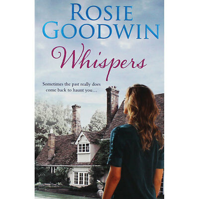 Whispers by Rosie Goodwin (Paperback), Fiction Books, Brand New