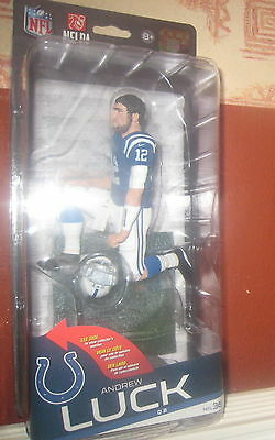 McFarlane NFL 36 Andrew Luck Indianapolis Colts NEU OVP