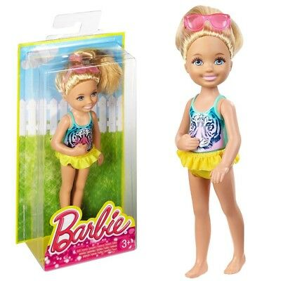 Barbie - Family Doll Chelsea and Friends - Chelsea in Swimsuit