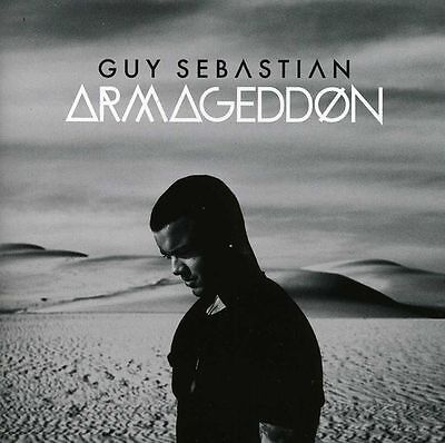 Guy Sebastian - Armageddon New Cd