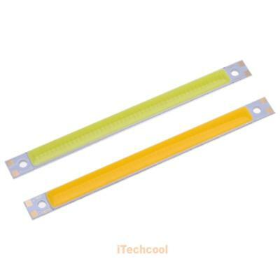 12V 10W 300LM LED Strip Panel COB Chip Light Lamp 120x10mm White/Warm White DIY