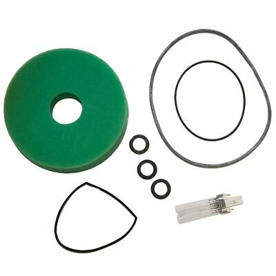 Hozelock Bioforce 1100 Annual Service Kit Bulb Foam Pond Filter O Ring Seal 2002