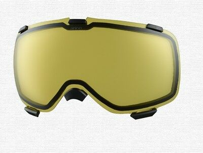 New Anon M1 Snowboard Goggles Replacement Lens Yellow