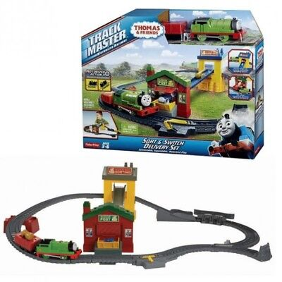 Thomas and Friends - Play Set Post Office - Trackmaster Revolution Mattel