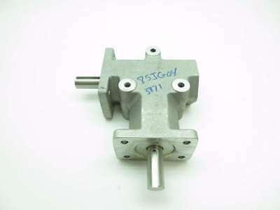 New Mitrpak R12 Right Angle Bevel Gear Reducer 1:1 D578590