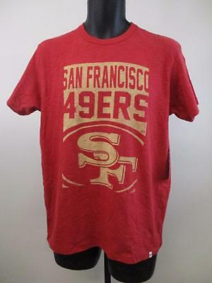 New San Francisco 49ers Mens Sizes S-M-L-XL-2XL 47' Brand Vintage Look Shirt $38
