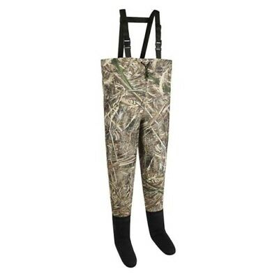 Allen 11872 Vega 2-Ply Lightweight Stocking Foot Camo Wader Med RealTree