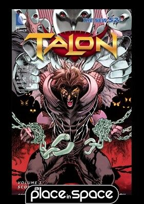 Talon Vol 01 Scourge Of The Owls - Softcover
