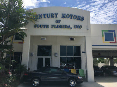 2002 Chrysler Sebring Limited Convertible 2-Door LOW MILES FLORIDA LIMITED LEATHER LOADED CARFAX NO ACCIDENTS