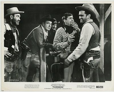PARDNERS R1965 #124 Lon Chaney, Jerry Lewis, Jeff Morrow PARAMOUNT RE-RELEASE