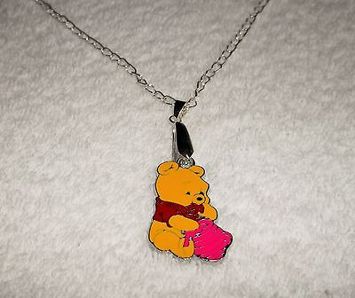 WINNIE THE POOH & FRIENDS Inspired NECKLACE Party Bag Gift Filler POOH BEAR