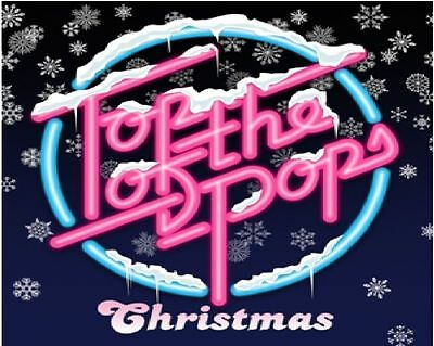 Top Of The Pops Christmas - New Cd Compilation