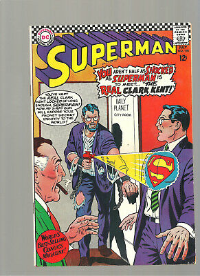 Superman  #198  High Grade 9.2/9.4  Copy
