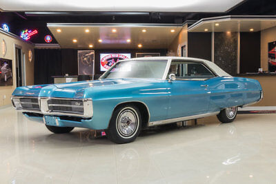 1967 Pontiac Grand Prix  Two Owner, Low Mileage Grand Prix! # Matching 400ci V8, TH400 Auto, Documented!