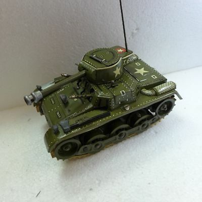 Blechpanzer Gama Tank T60, funktionsfähig