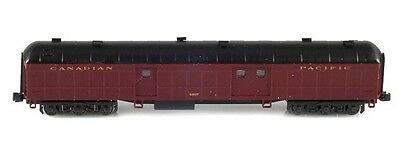 AZL 71641-1 z-scale Pullman Heavyweight BAGGAGE Car Canadian Pacific CP #4307