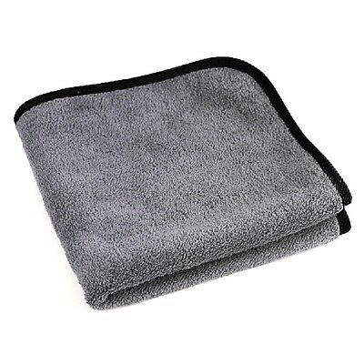 4X Large Thicken Microfiber Cleaning Towel Car Wash Drying Polish Cloth 40*40cm