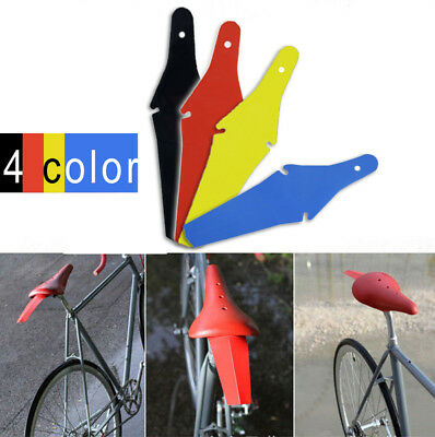Pro Bike Cycling Bicycle Race Road Bike MTB Road Mudguard Rear Fenders Removable