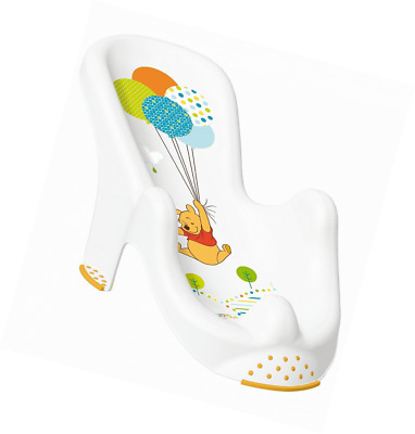 Disney Baby Winnie the Pooh Bath Chair for Newborns with Suction Pad