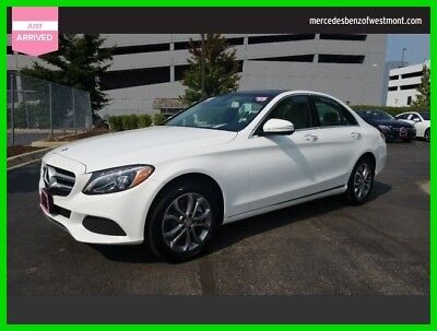 2015 Mercedes-Benz C-Class C 300 Luxury 2015 C 300 Luxury Used Certified Turbo 2L I4 16V Automatic All Wheel Drive