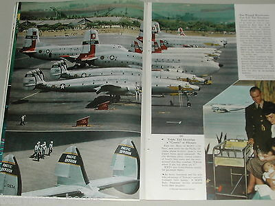 1957 magazine article Material Air Transport Service, MATS, US Air Force