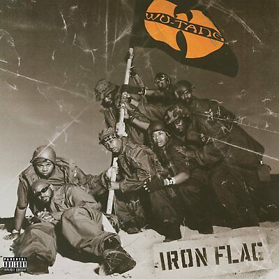 Wu-Tang Clan - Iron Flag - New Vinyl Lp