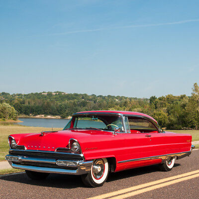 1956 Lincoln Other Premiere Coupe 1956 Lincoln Premiere Coupe, 368, All Power, NICE RED CAR