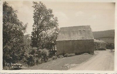 RRR !!! Hampteau vieux Moulin fotokaart photo carte