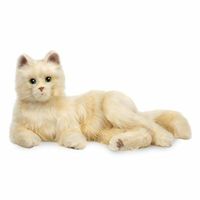 Joy For All Creamy White Cat New