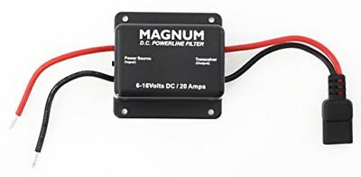 Magnum XLF-20BP 20 Amp Common Mode DC Power Line Noise Filter New