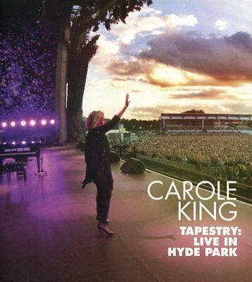Carole King - Tapestry: Live At Hyde Park - New Cd / Blu-Ray