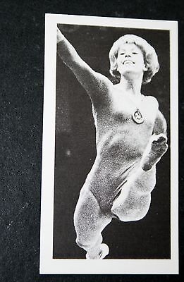 USSR  Gymnast  Larissa Latynina    Photo Card  # VGC