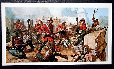 Gloucestershire Regiment  61st Foot  Indian Mutiny    Action Card ~ Unmounted