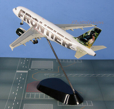 Starjets 1:200 Frontier Airlines A319 Wood Duck N902Fr