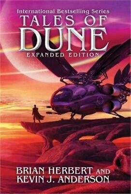 Tales of Dune: Expanded Edition (Hardback or Cased Book)