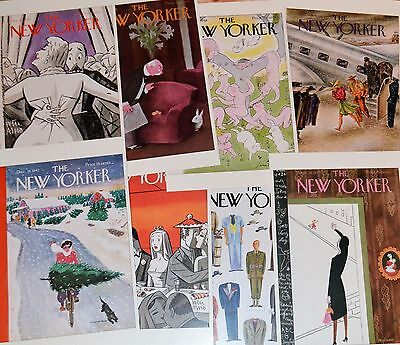 1940's Postcards from The New Yorker new