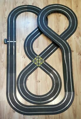 Scalextric Sport 1:32 Track Set - Double Figure-Of-Eight Layout #NBa