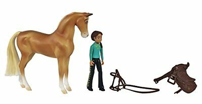 Breyer Spirit Riding Free-Chica Linda and Pru Small Horse Doll Toy Set New