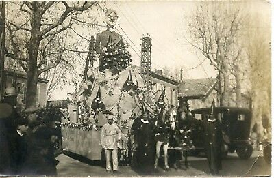 Carte Postale Photo // Carnaval D'aix En Provence / Anime