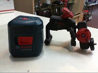 Bosch GLL 2 Self-Leveling Cross-Line Laser Level with Mount (V50021162)