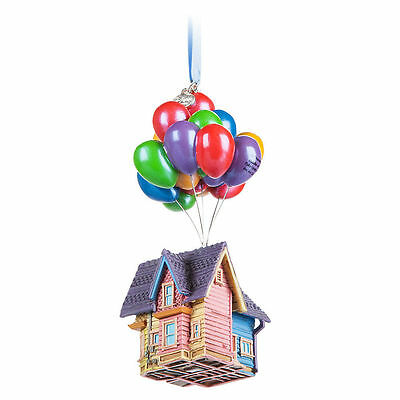 Disney Sketchbook Up House Christmas Tree Decoration Ornament New Balloons