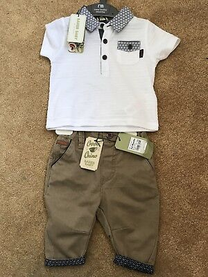 Ted Baker Boys 3-6 Months Outfit