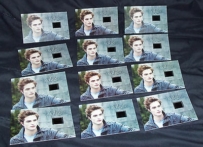 Twilight  Limited Edition Film Cell Lot of 12 = All Individual Numbered