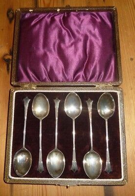 Solid Silver Tea / Coffee Spoons