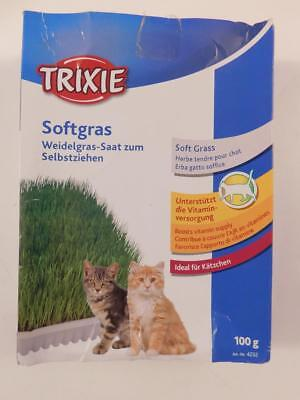 Trixie Grow Your Own Cat Grass 100g, Katzengras selber anbauen