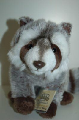Webkinz Signature Raccoon New with Sealed Code Tag