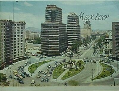 1950s MEXICO BROCHURE (COLOR & B/W PHOTOS