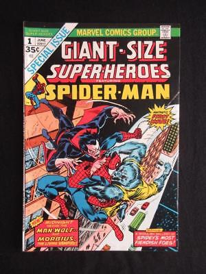 Giant-Size Super Heroes #1 MARVEL 1974 - NEAR MINT 9.2 NM - Spider-Man, Morbius!
